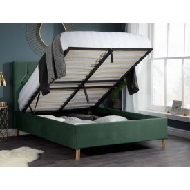 Locksley Ottoman Storage Bed Frame