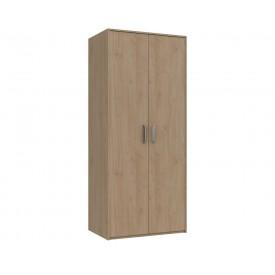 Marston Oak 2 Door Wardrobe
