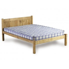 Mayan Double Bed Frame