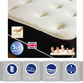 Memory Collection Super Kingsize Mattress
