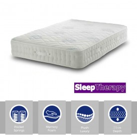 Memory MultiPocket 1400 Super Kingsize Mattress