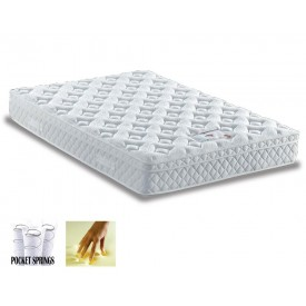 Memory Premier Pocket 1000 Super Kingsize Mattress
