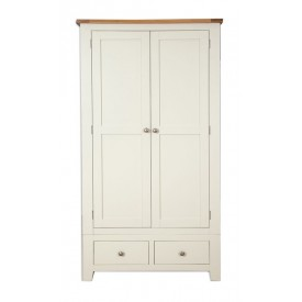 Melrose Ivory 2 Door Robe