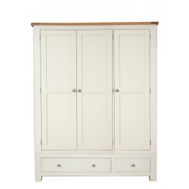 Melrose Ivory 3 Door Robe