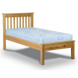 Monty Low Foot Single Bed Frame
