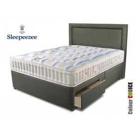 Sleepeezee Naturelle 1200 Single Divan Bed