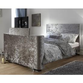 Nottingham Crushed Velvet TV Bed Frame