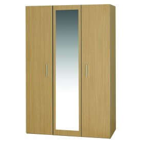 Oak Mode 3 Door Robe