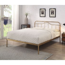 Holte Antique Bronze Bed Frame