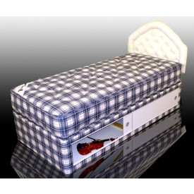 Olympic Single Slidestore Divan Bed