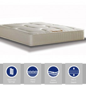 Onyx Luxury Three Quarter Mattress