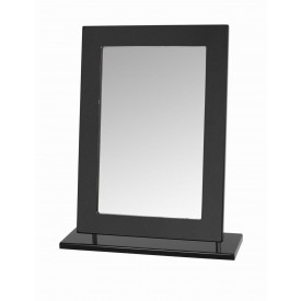 Orient Black Gloss Mirror