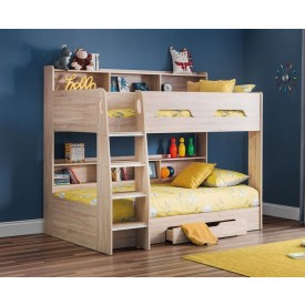 Orbit Oak Bunk Bed