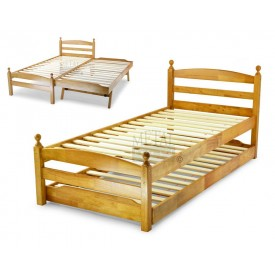 Pals Maple Guest Bed Frame
