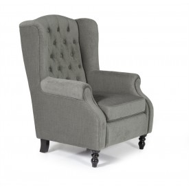 Grey Perth Occasional Chair