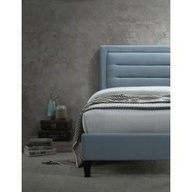 Casso Bed Frame Blue