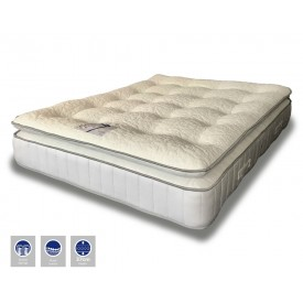 Ultimate Pocket Pillow Top Mattress