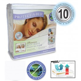 Protect a Bed Super Kingsize Mattress Protector