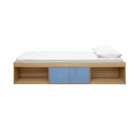 Daytona Blue Cabin Bed