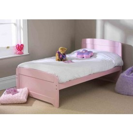 Rainbow Pink Single Bed Frame