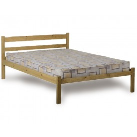 Ranch Pine Double Bed Frame