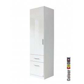 Rauch Cello 1 Door 2 Drawer Robe