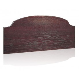 Regent Mahogany Finish Small Single Headboard