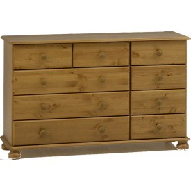 Richmond Pine 2+3+4 Drawer Chest