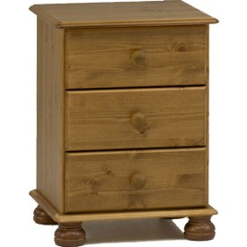 Richmond Pine Bedside Chest