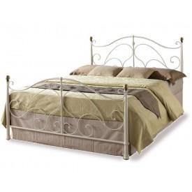 Romano Cream Double Bed Frame