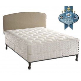 Sealy Essentials Regular Kingsize Leg Bed