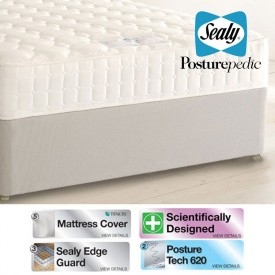 Sealy Royal Jubilee Latex Super Kingsize Mattress