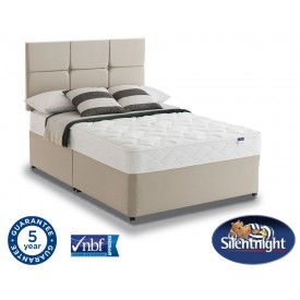 Silentnight Essentials Easycare Single NS Divan Bed