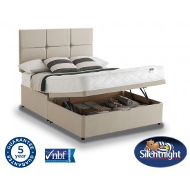 Silentnight Essentials Easycare Double Ottoman Divan Bed