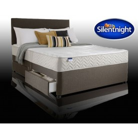 Silentnight Rio Three Quarter Non Storage Divan Bed