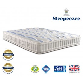 Sleepeezee Naturelle 1200 Double Mattress