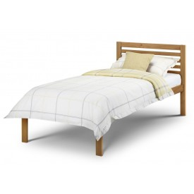 Locum Pine Single Bed Frame