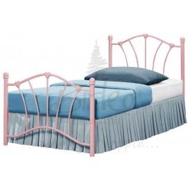 sophia pink single bed frame - Single Bed Frame