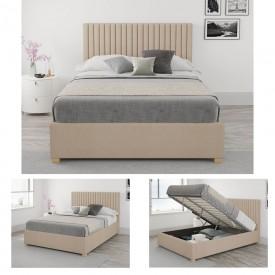 Steven Ottoman Bed Frame