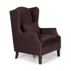 Aubergine Stirling Occasional Chair