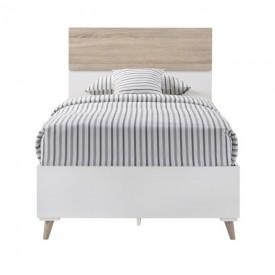 Stockton White Bed Frame