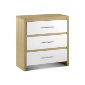 Sweden 3 Drawer Chest