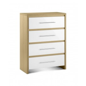 Sweden 4 Drawer Chest
