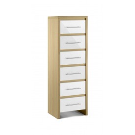 Sweden 6 Drawer Chest