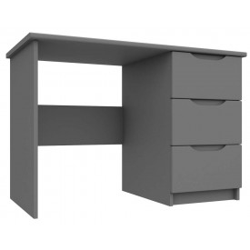 Dust Grey High Gloss Dressing Table