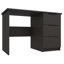 Graphite Grey High Gloss Dressing Table