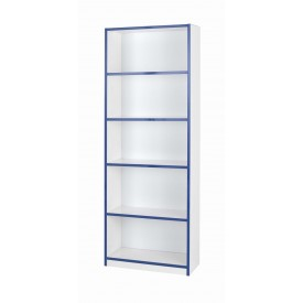Teen Mode Blue Bookcase