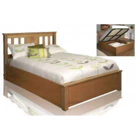 Terrano Double Storage Bed Frame
