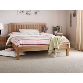 Thornton Oak Three Quarter Bed Frame