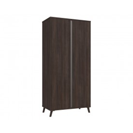 Thames Wide 2 Door Robe Truffle Oak